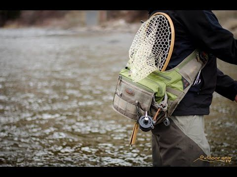 Fishpond Delta Sling Review | Outdoor Gear TV