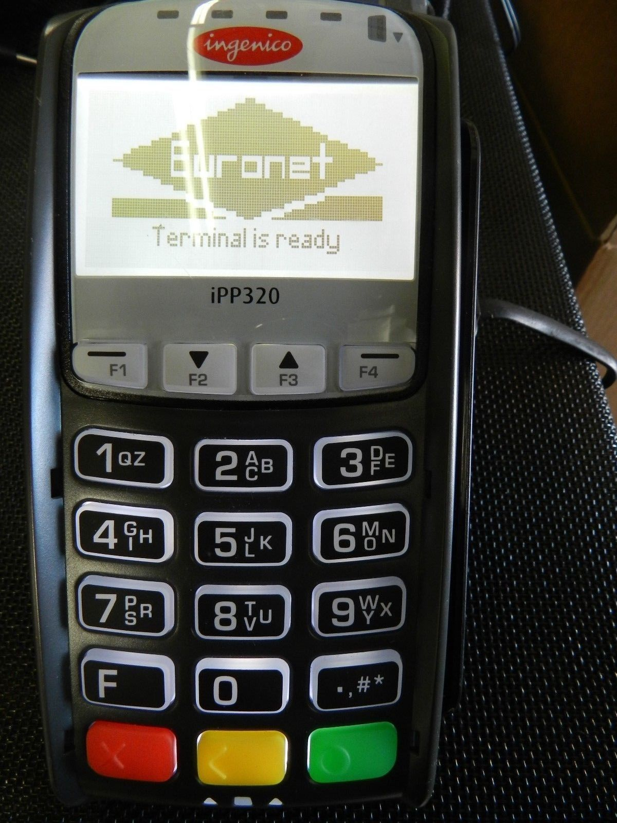 Ingenico Ipp320 EMV Pin Pad W/ Chip Reader POS | eBay
