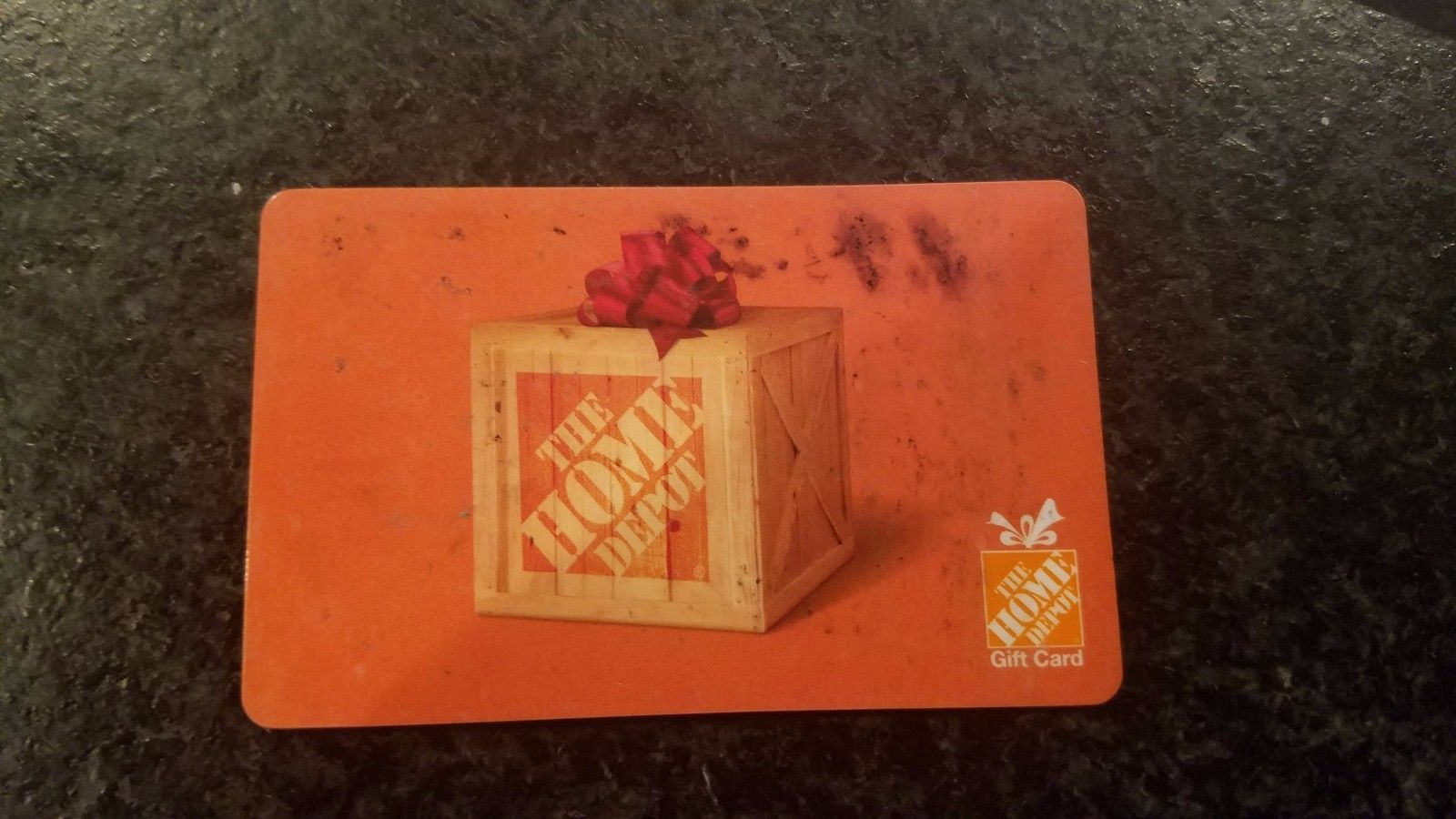 981 home depot gift card cards party supplies gift card