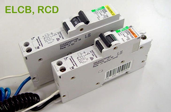 schneider electric rcbo