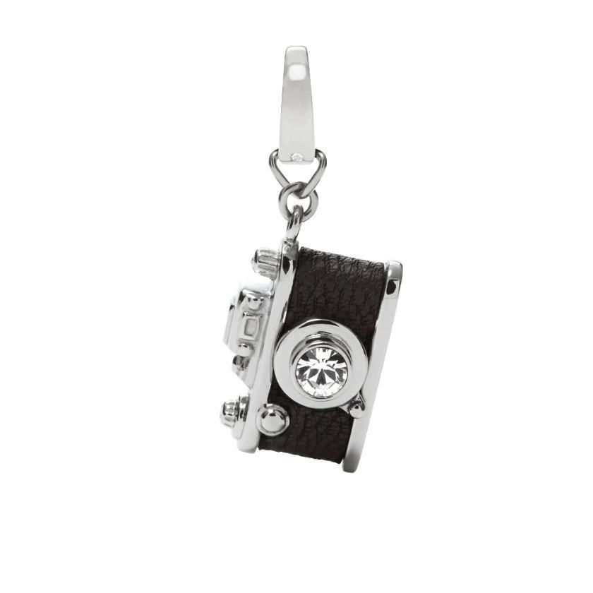 Fossil Camera Charm Love Vintage Cameras Clip This Cute Shutterbug On Your