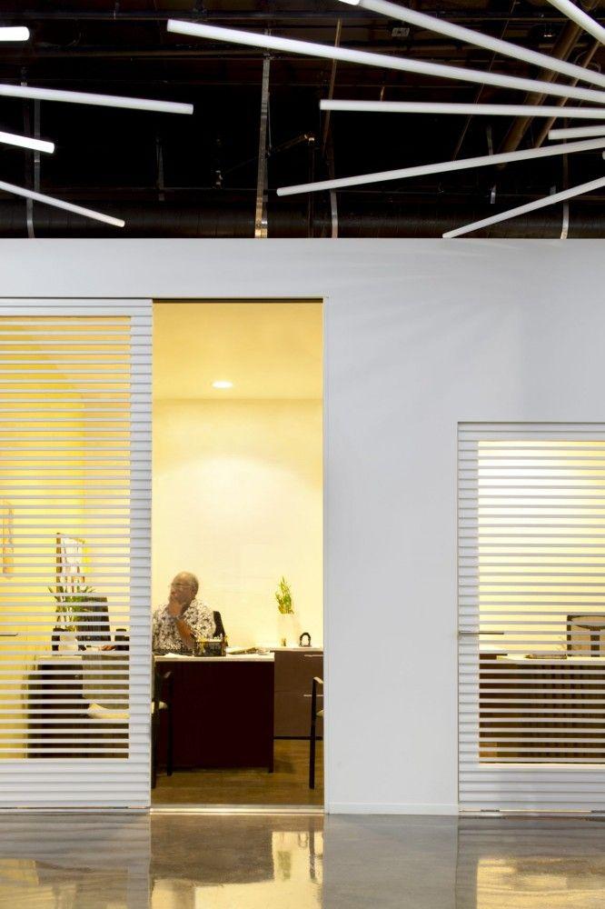 Skid Row Housing Trust Lorcan O Herlihy Architects Row House Skid Row Architect