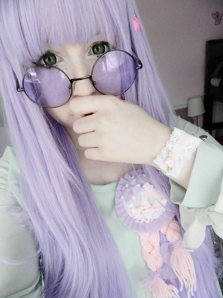 Fetsu-chan:  Oh no ~  ❤ Her Youtube is Fetsu Chan