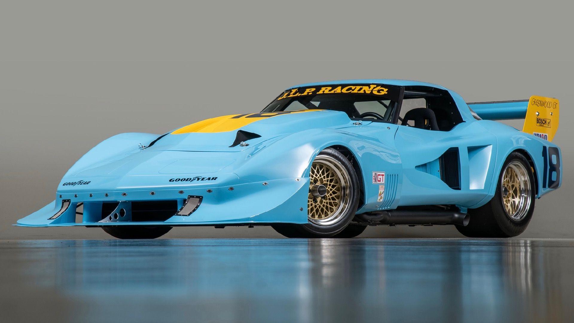 One Of Two 1977 Chevrolet Corvette Imsa Racers Is For Sale Through Canepa Corvette Race Car Corvette Chevrolet