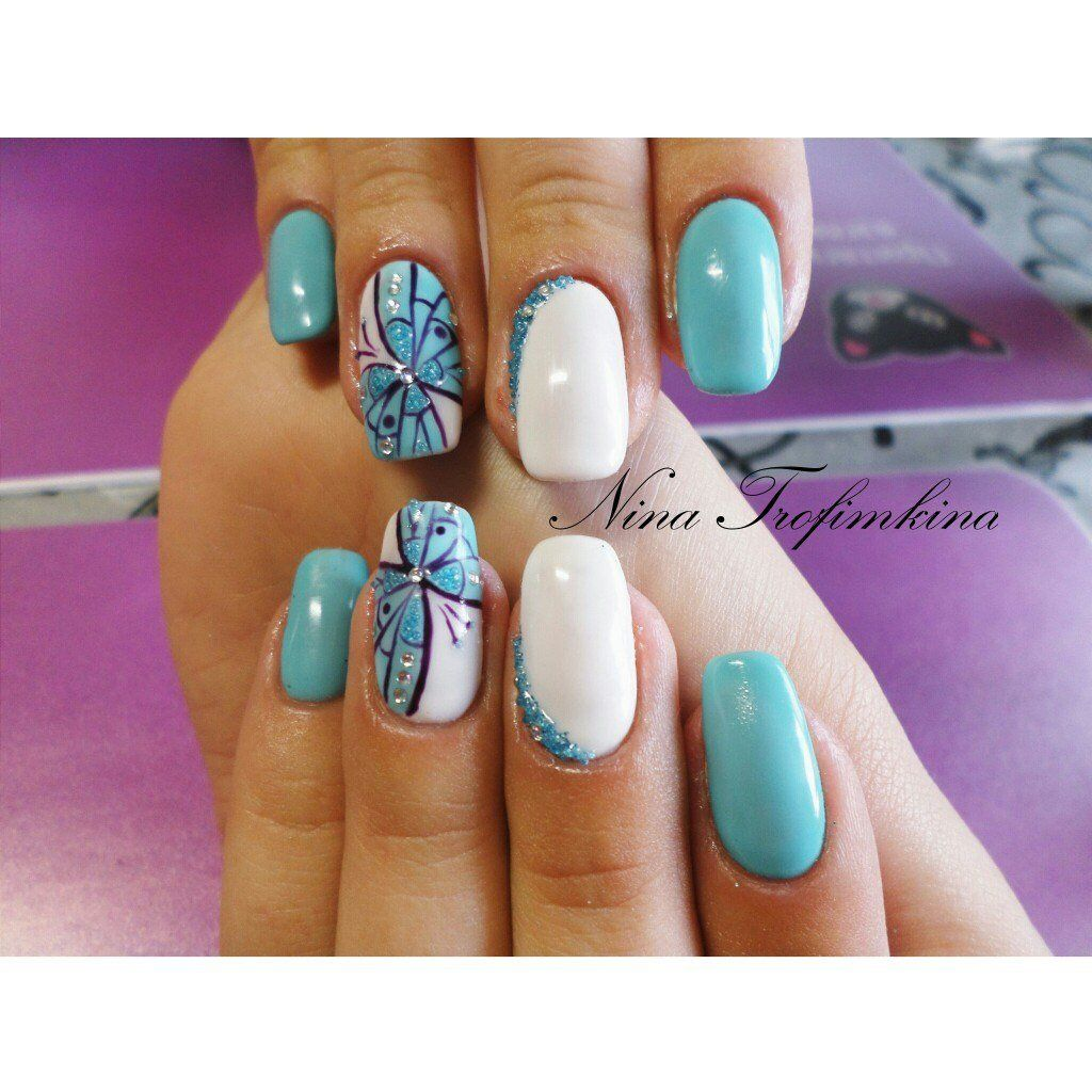 Nail Art #877 - Best Nail Art Designs Gallery | Bright summer nails ...