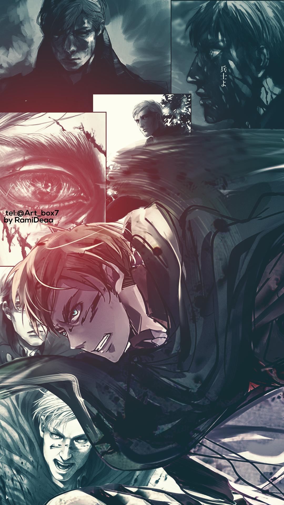 Erwin Smith Attack On Titan Attack On Titan Art Attack On Titan Anime Anime