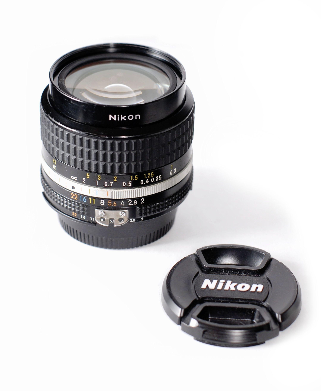 Nikon Nikkor 24mm F 2 Ai S Nikon Nikon Lens Nikon D7200