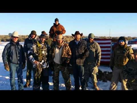 Patriots Liberate Oregon BLM Wildlife Refuge - YouTube