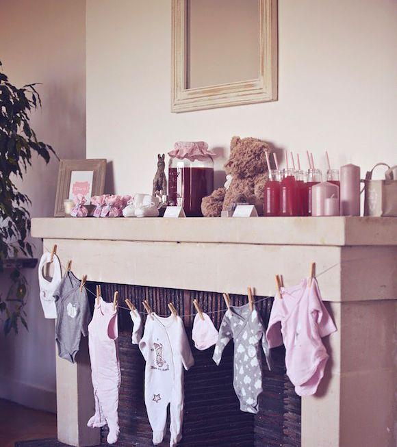 la baby shower de perrine perrine. Black Bedroom Furniture Sets. Home Design Ideas