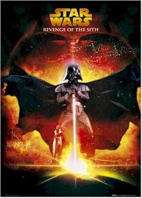 Star Wars Revenge Of The Sith Darth Vader Cape Poster Star Wars Pictures Star Wars Movies Posters Star Wars Poster