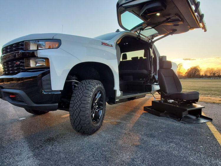 New & Used Wheelchair Vans, SUVs, Trucks, Crossovers