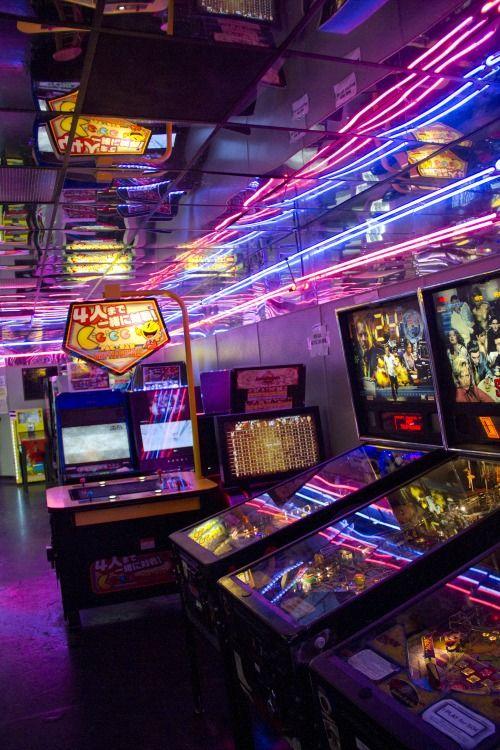 Arcade Games Sex