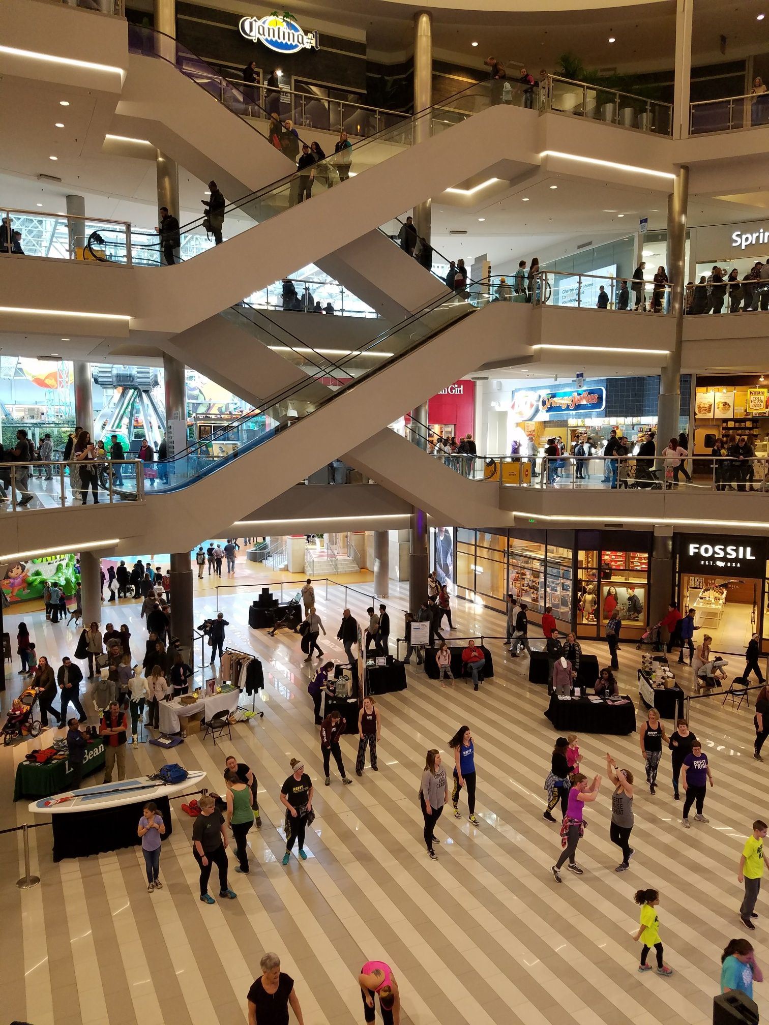 Gest Mall In America With