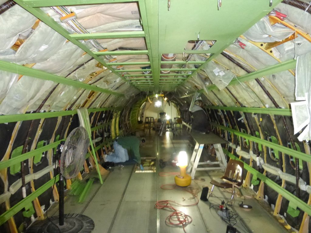 Pin on aircraft cargo conversions