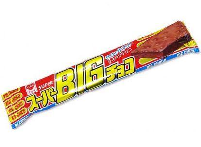 スーパーBIGチョコ : 【懐かしい】駄菓子名鑑【180種以上   駄菓子, チョコ, 懐かしい
