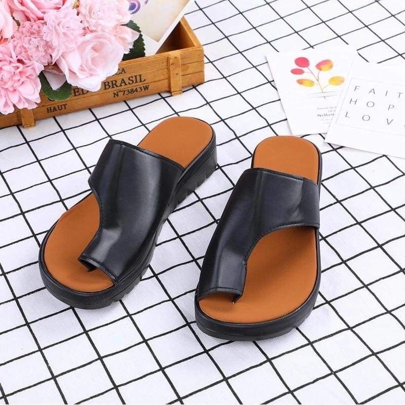 Bunionfree Bunion Correction Sandals Flat Slippers Casual Casual Slippers Bunion Shoes