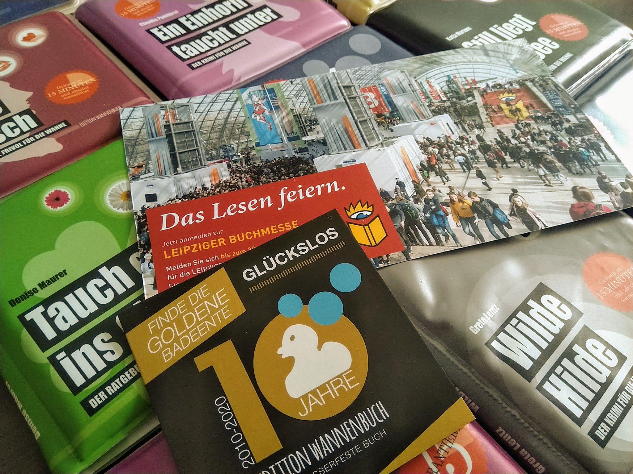 Leipziger Buchmesse 2021 Wir Kommen Bucher Veranstaltung Lesen
