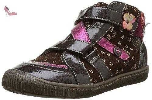Catimini Cleophine, Chaussures de ville fille - Marron (44 Cvv Marron Imprimé), 32 EU - Chaussures catimini (*Partner-Link)
