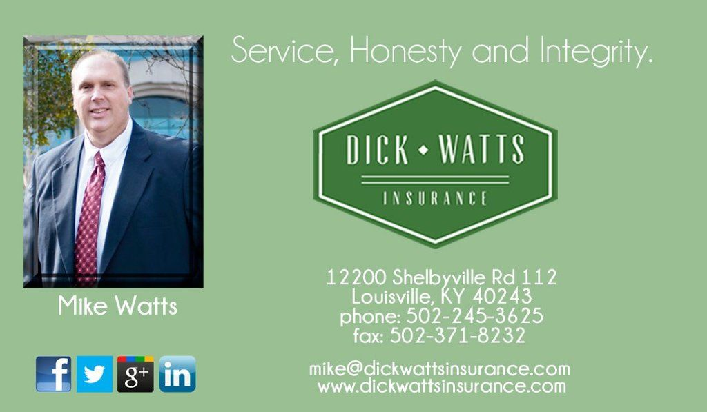 Louisville Insurance By Mike Watts Louisville Insurance