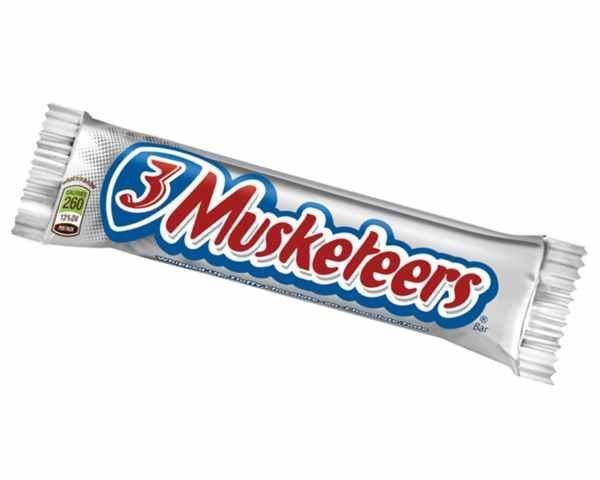 3 Musketeer Candy Bars - 36 / Box in 2020 | Candy, Retro candy, Bar