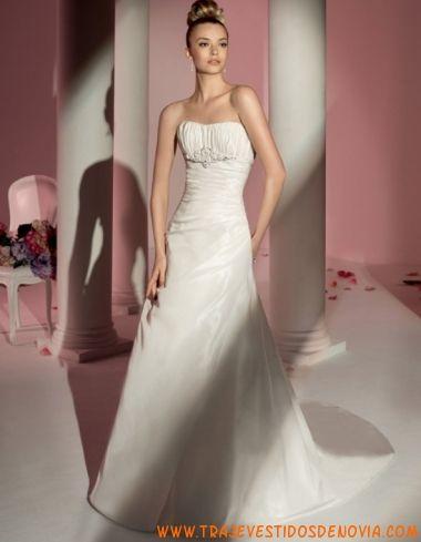 5701 vestido de novia fara sposa | vestidos de novia baratos en