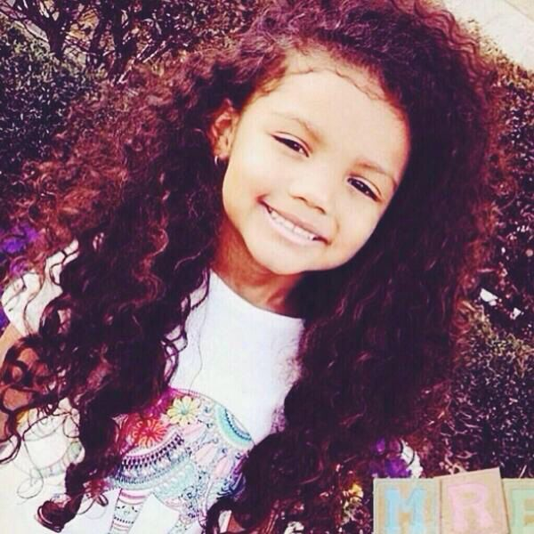 Most Beautiful Girl Ever Oo Mixed Babies And Best Hair Ever