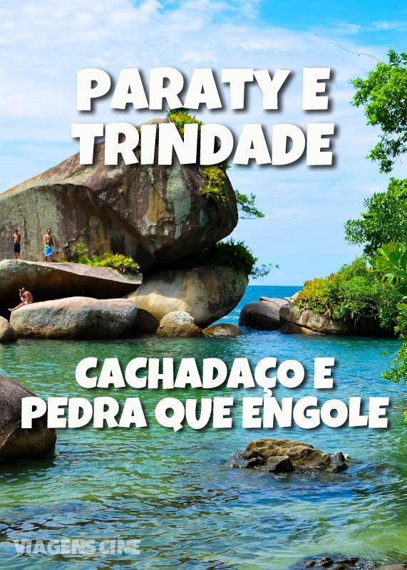 Trindade Praia Do Meio Cachadaco E Pedra Que Engole Dicas De