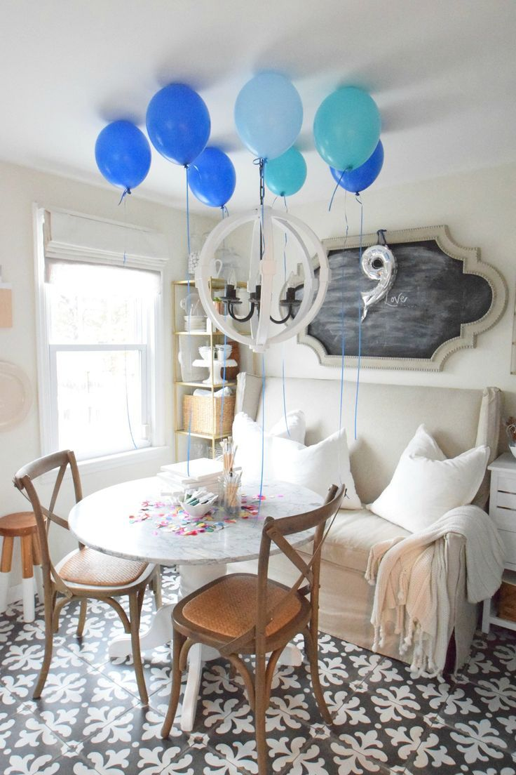 Paint Night Birthday Party | Blogger Home Projects We Love ...