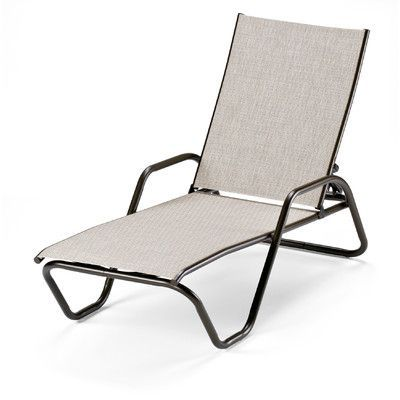 Telescope Casual Gardenella Reclining Chaise Lounge