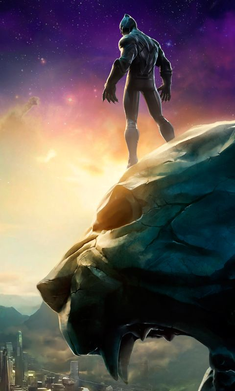 Marvel Black Panther Contest Of Champions Wallpaper for ...