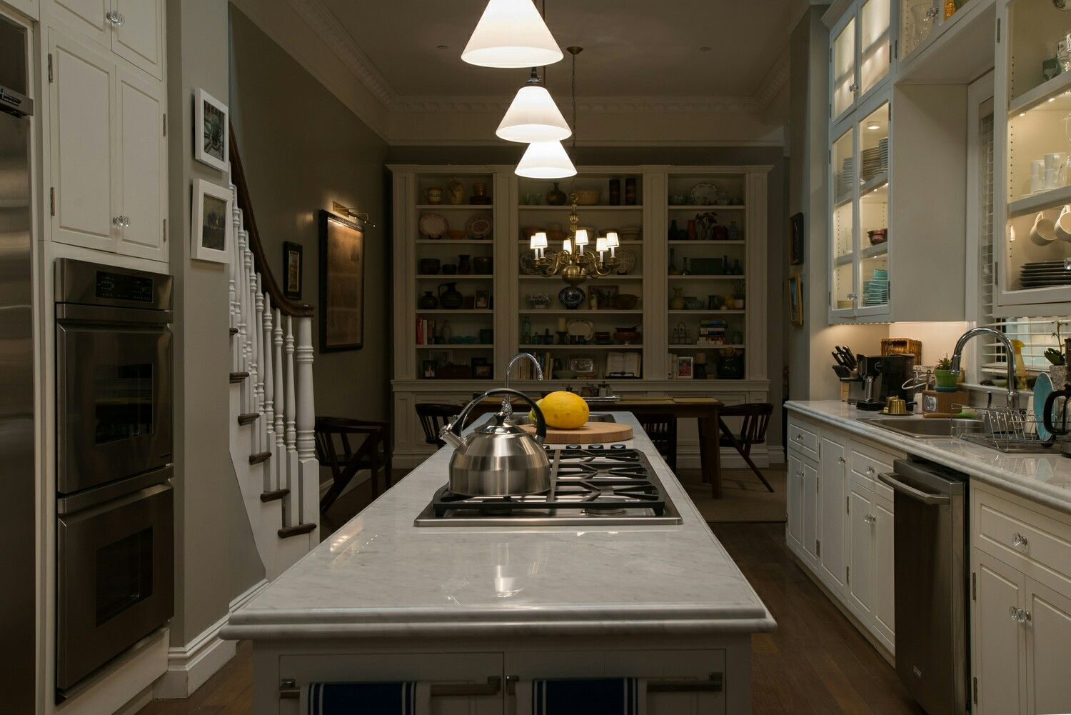Madam Secretary Kitchen Tv Sets Pinterest Madam Secretary