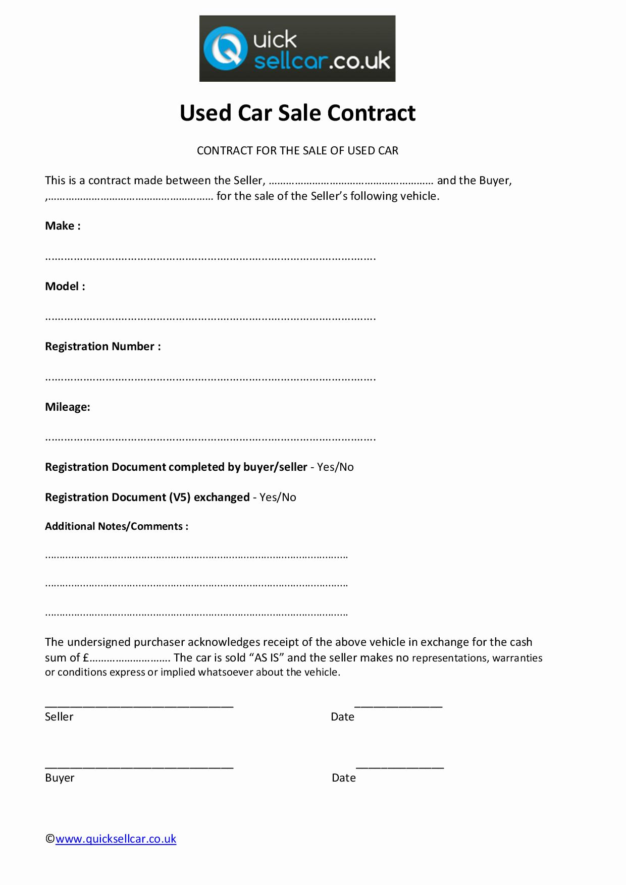 Private Car Sale Contract Template Lovely 10 Best Of Car Sales Agreement Car Sale Agreement Contract Template Free Resume Template Word Invoice Template Word