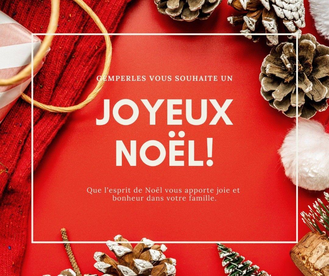 Que l'esprit de Noël vous apporte joie et bonheur dans votre famille... Joyeux Noël à tous :) #joyeuxnoël #merrychristmas #gemperles #joyeuxnoel #25decembre #25december #buonnatale #buonnataleatutti #mercibeaucoup #espritdenoel #joie #bonheur #famille #tous #tousensemble