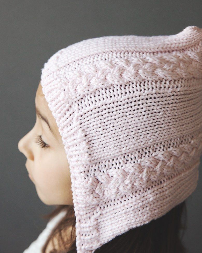 Free Cable Knit Pixie Hat Pattern | Knitty knitty | Pinterest ...
