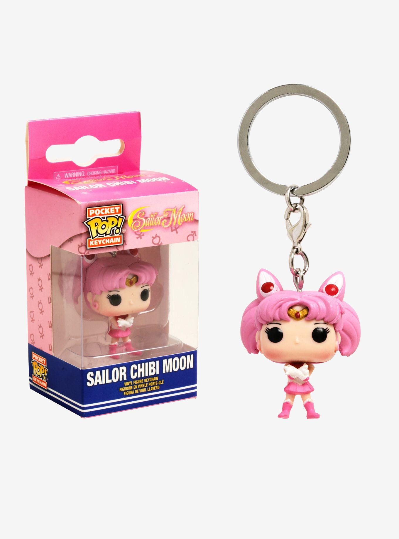 Funko Sailor Moon Pocket Pop! Sailor Chibi Moon Key Chain