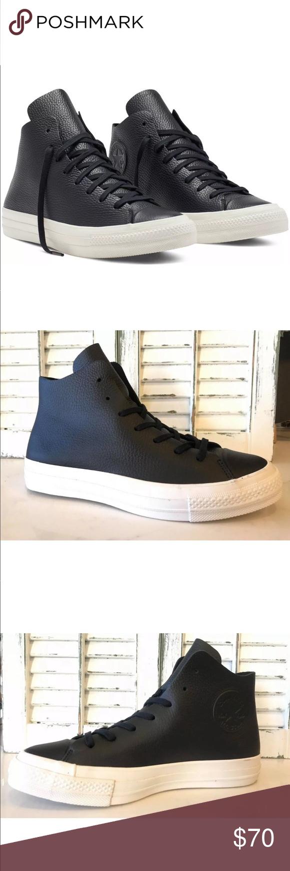 5ed60ec1c12d Men s Converse CTAS Prime HI Top Leather Shoes AUTHENTIC CONVERSE CTAS PRIME  HI TOP SNEAKERS COLOR