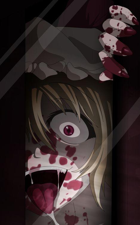 Anime Lock Screens Evil Anime Anime Lock Screen Wallpapers Yandere Anime Download wallpaper anime psikopat hd