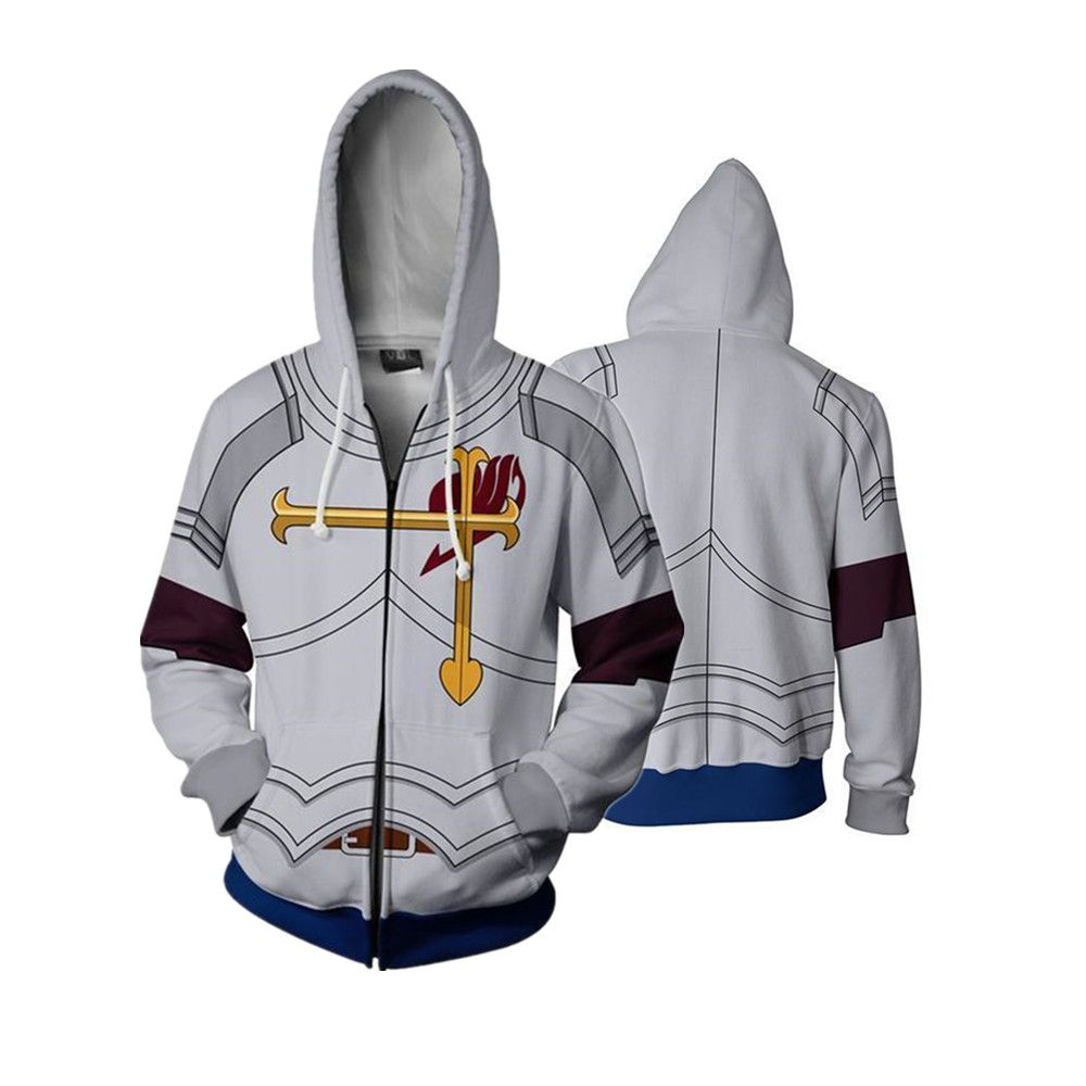 Fairy tail hoodies with images anime outfits naruto