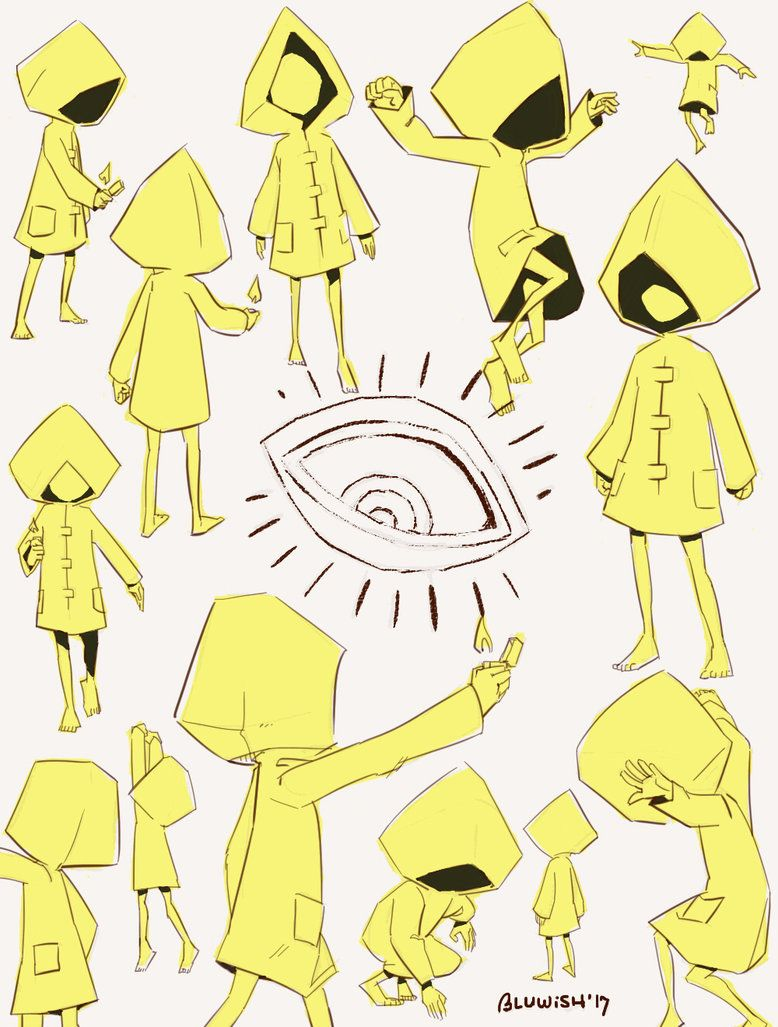 Little Nightmares by bluwish on DeviantArt