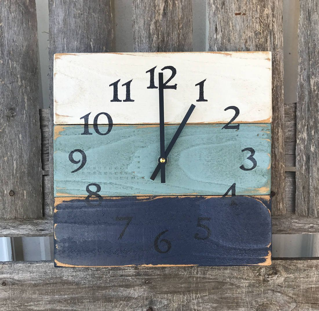 cc64afcf39b Farmhouse Wall Clock