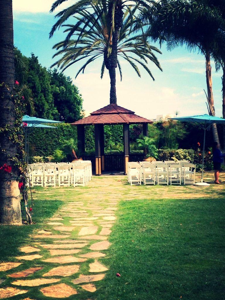 Torrance Marriott Redondo Beach | Serenity Gardens | Wedding ...