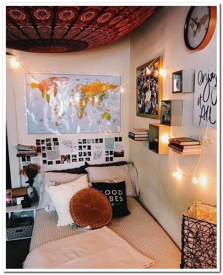 36 lovely dorm room organization ideas on a budget 29 images