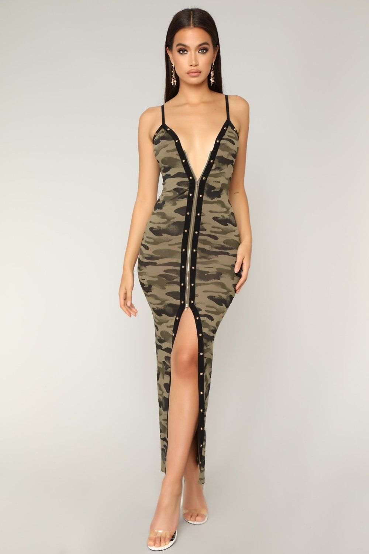 At Ease Maxi Dress Olive Dresses, Maxi dress, Olive