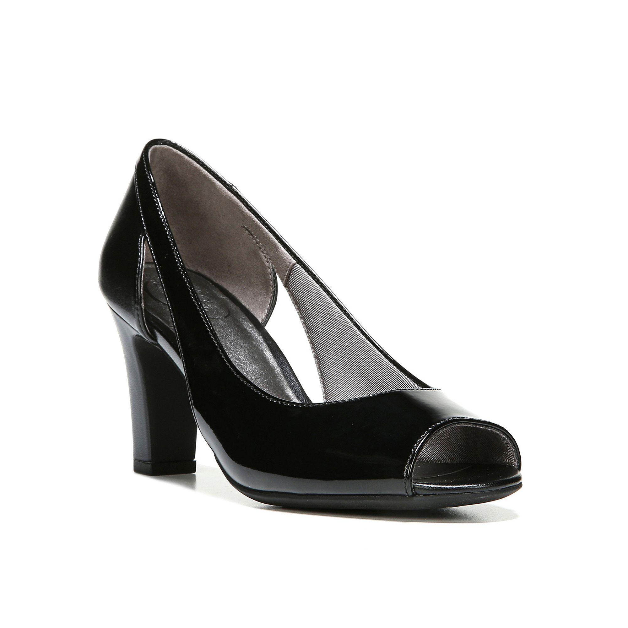 LifeStride Connect Women's High Heels, Size: medium (8.5), Black