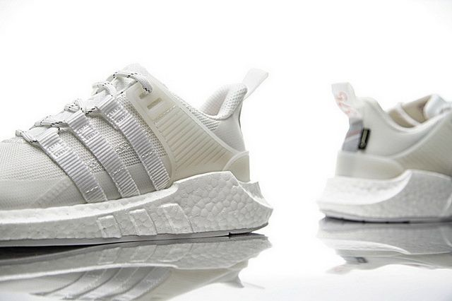 Gore Tex Adidas EQT Support 9317 White Sneakers Release
