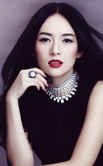 ♕ The Luxury Side of Life ♕ Ziyi Zhang