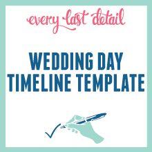Wedding Planning Downloads  Timeline Wedding Planning And Wedding