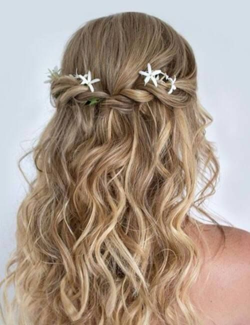 Pinterest frisuren brautjungfer