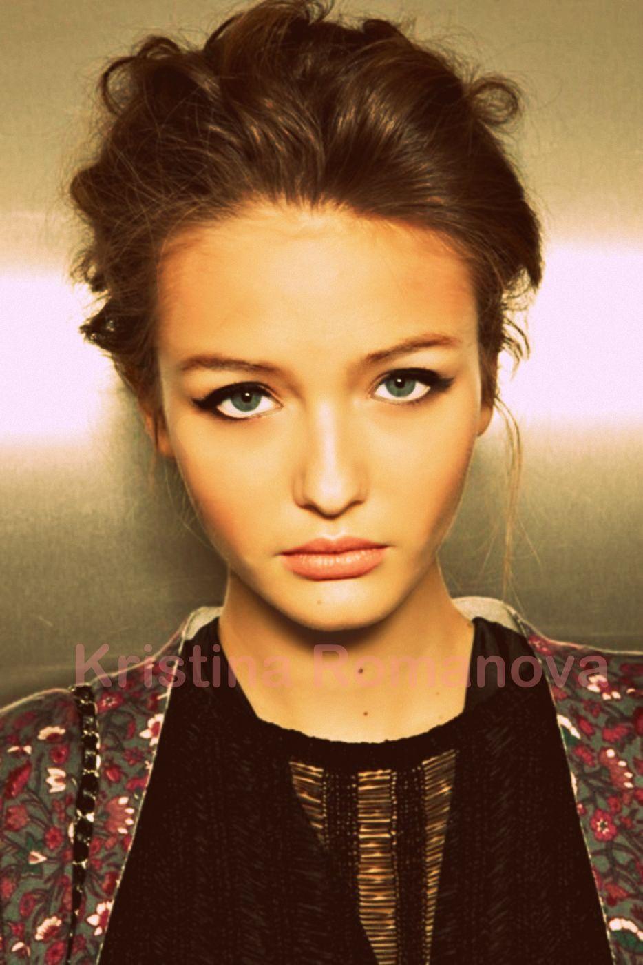 Kristina Romanova | Fashion Model