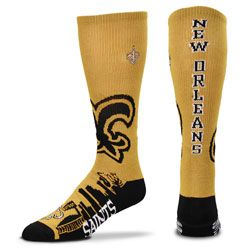 New Orleans Saints Skyline Crew Socks  http://www.fansedge.com/New-Orleans-Saints-Skyline-Crew-Socks-_356538830_PD.html?social=pinterest_pfid47-37138